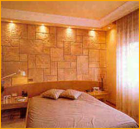 Ambientes r sticos decoraciones siglo xxi - Pared interior de piedra ...