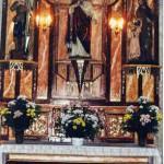 Altar completamente terminado.